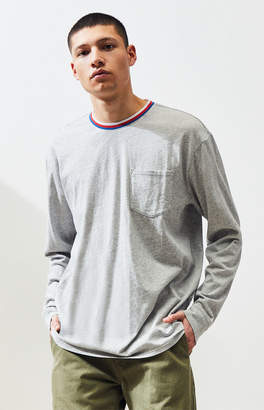 PacSun Arian Long Sleeve Pocket T-Shirt