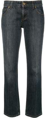 Gucci Pre-Owned straight-leg jeans