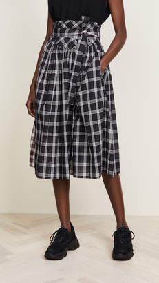 Marc Jacobs Full Skirt with Belt