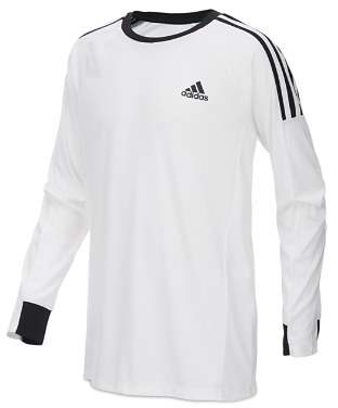adidas Boys' Three Stripe Tee - Little Kid, Big Kid