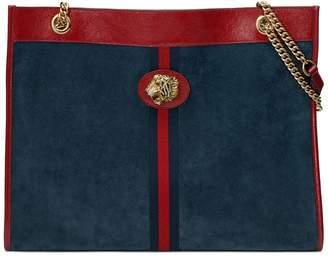Gucci Large Rajah tote