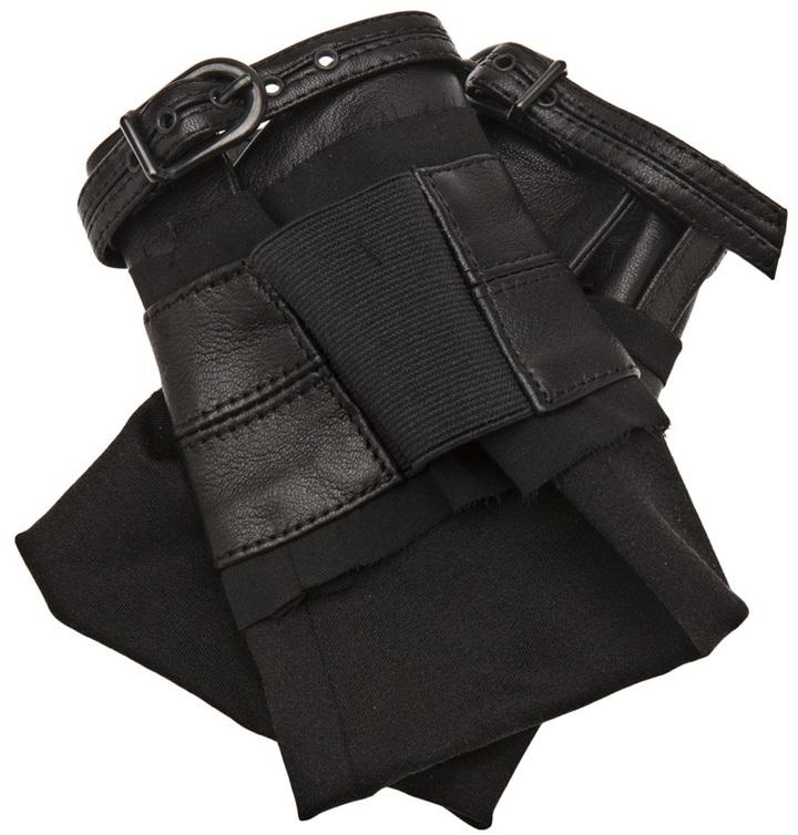 Julius Fingerless gloves