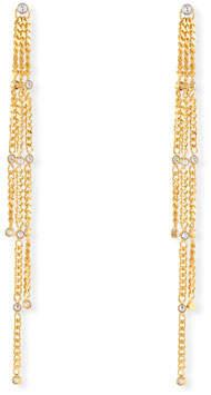 Vita Fede Stella Swarovski Crystal Solitaire Earrings 3TH1CMTX