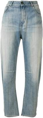 Twin-Set twist leg jeans