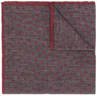 Eleventy polka dotted scarf