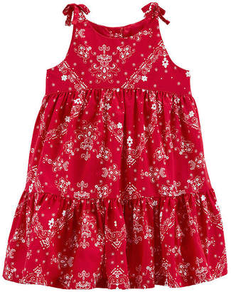 Osh Kosh Oshkosh Girls Sleeveless A-Line Dress - Baby