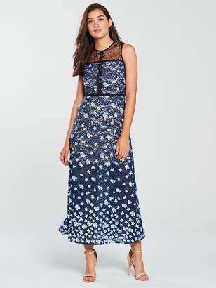 Foxiedox Felicia Floral Midi Dress