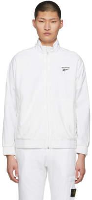 Vector Reebok Classics White LF Jacket