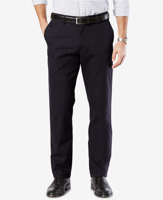 Dockers Big & Tall Classic Fit Clean Khaki Stretch Pants