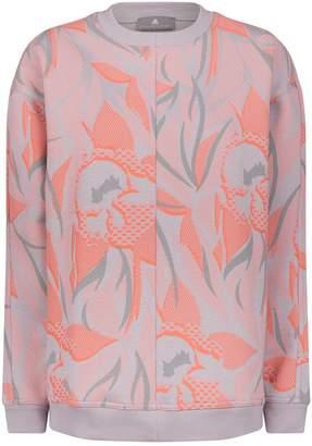 adidas by Stella McCartney Floral Print Sweatshirt