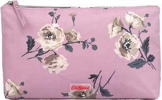 Cath Kidston Island Bunch Matt Zip Cosmetic Bag