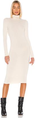 NSF Pia Turtleneck Dress