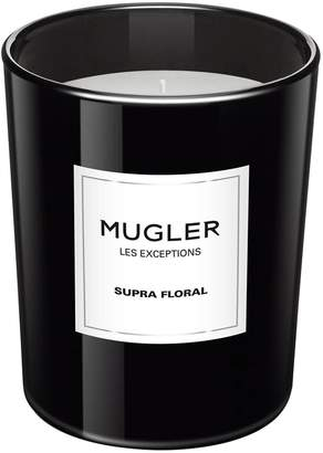 Thierry Mugler Les Exceptions Supra Floral Candle