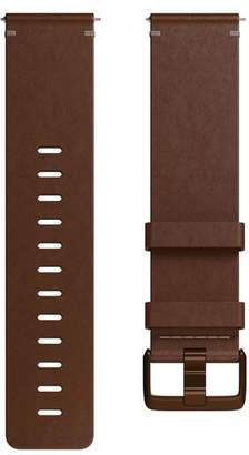 Fitbit Versa Leather Strap Watch Band