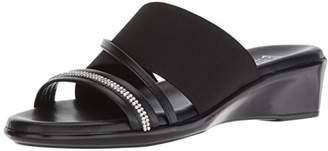 Italian Shoemakers Women's Sassy Slide Sandal 6.5 Medium US