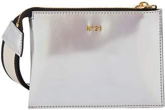 N°21 N 21 Logo mini clutch