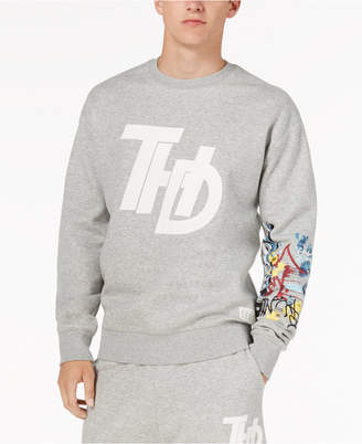 Tommy Hilfiger Men's Graffiti Sweatshirt, Created for Macy's
