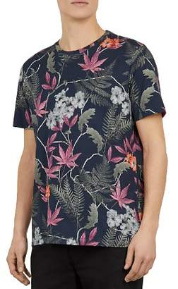 Ted Baker Buck Floral Tee
