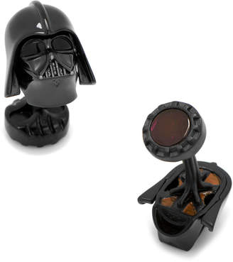 Cufflinks Inc. 3D Star Wars Darth Vader Cuff Links
