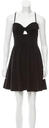 Juicy Couture Sleeveless Mini Dress