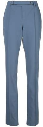Bottega Veneta Technical Gab Pants with Belt