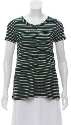Marc by Marc Jacobs Short Sleeve Printed T-Shirt w/ Tags
