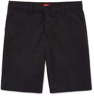 Dickies Slim-Fit Flat-Front Shorts - Preschool Girls 4-6x
