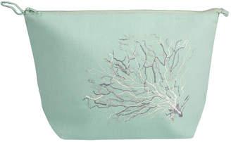 Saint Tropez Marinette Coral Lagoon Cosmetic Bag
