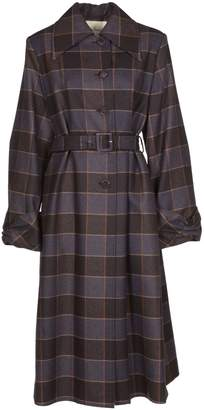 Mulberry Belted Coat