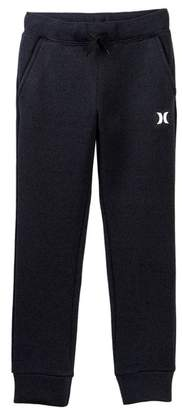 Hurley Sweater Knit Fleece Pant (Big Boys)