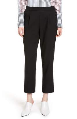 Halogen Twill Ankle Pants