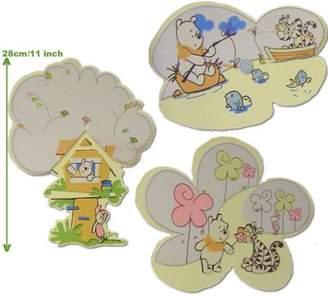 Winnie The Pooh Winnie Foam Wall Decorations