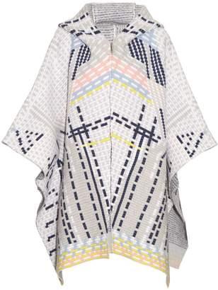 Peter Pilotto Ottaman knit wool-blend cape