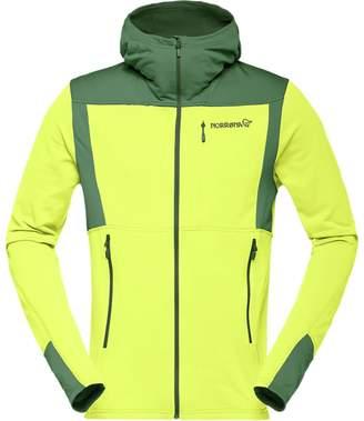 Norrona Falketind Warm1 Stretch Full-Zip Hooded Fleece - Men's