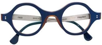 Rapp Hayden eyeglasses