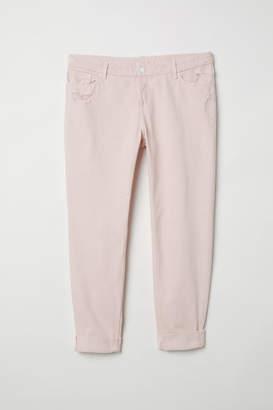 H&M H&M+ Boyfriend Jeans - Pink