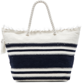 Seafolly Carried Away Riviera Tote $92 thestylecure.com