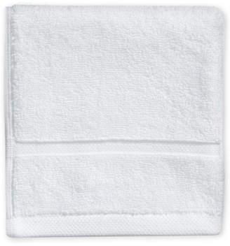 Frette Lanes Border Washcloth