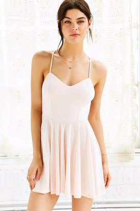 CXM Ballerina Slip Dress $54 thestylecure.com