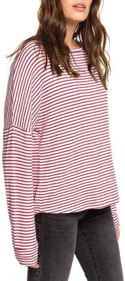 Roxy Holiday Everyday Stripe Top