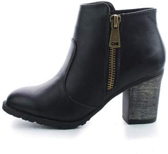 Bamboo Ankle Zip Up