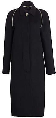 Alexander Wang Women's Splittable Wool Trench Coat