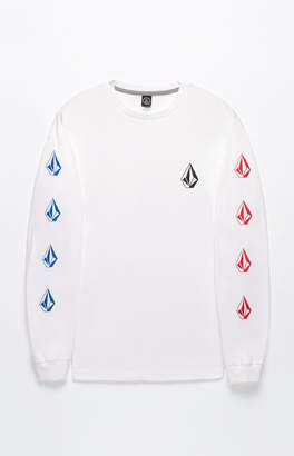 Volcom Deadly Stones Long Sleeve T-Shirt