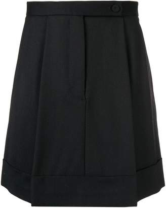 Sara Battaglia pleated skirt
