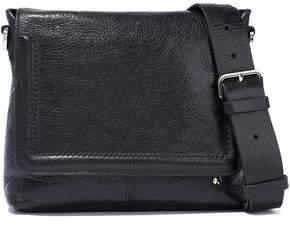 Halston Dylan Small Pebbled-leather Shoulder Bag