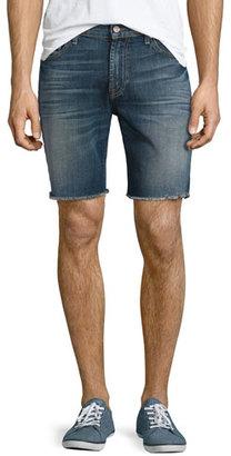 7 For All Mankind Vintage Cutoff Denim Shorts, Seaside Vintage $169 thestylecure.com