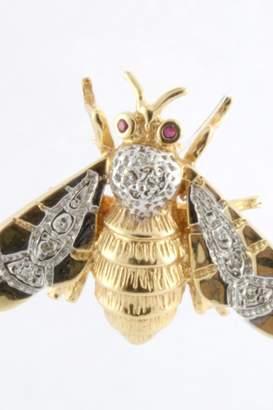 Bumble Bee Cdo Bumblebee Diamond Brooch