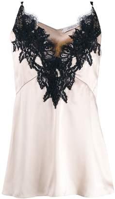 Schumacher Dorothee lace applique camisole