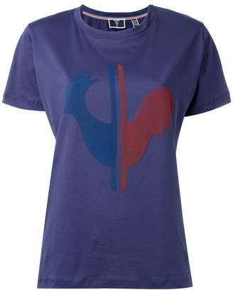 Rossignol Valerie rooster T-shirt