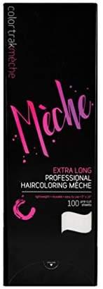 Color Trak Colortrak Professional Reusable Hair Coloring Meche Sheets